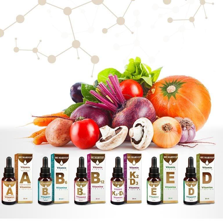 Vitamina A Líquida Marnys 30 ml 1