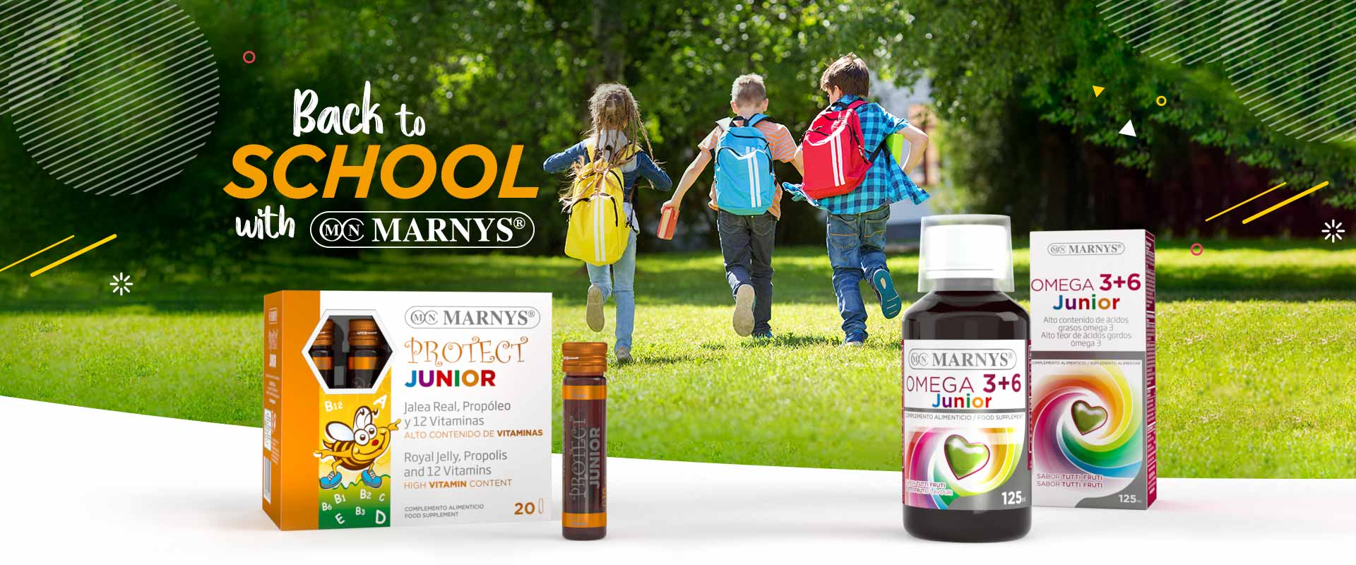 Back to school with Marnys