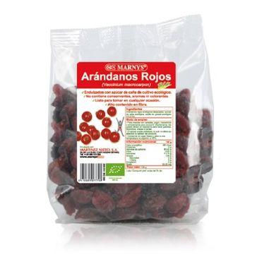 BIO300 - Canneberges à gros fruits écologiques 125 g