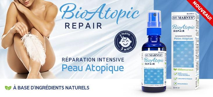 BioAtopic Repair. Réparation intensive. Peau Atopique