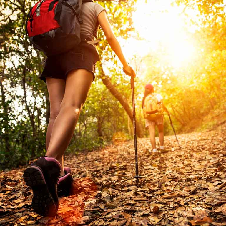 The art of walking and its benefits