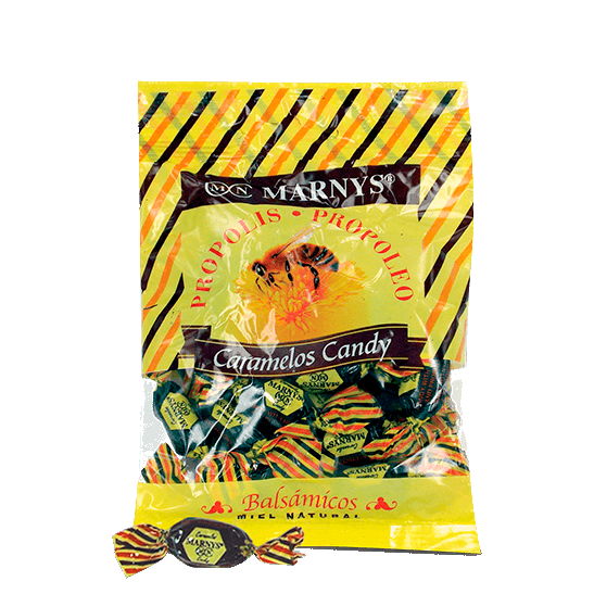MN613-G - Propolis Lozenges with Honey