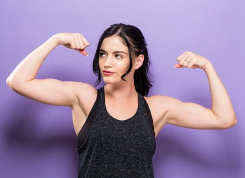 CLA elimina depósitos grasos musculatura