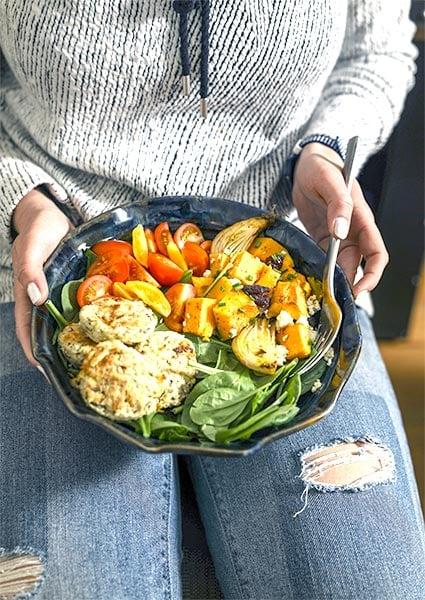 dieta saludable complementos