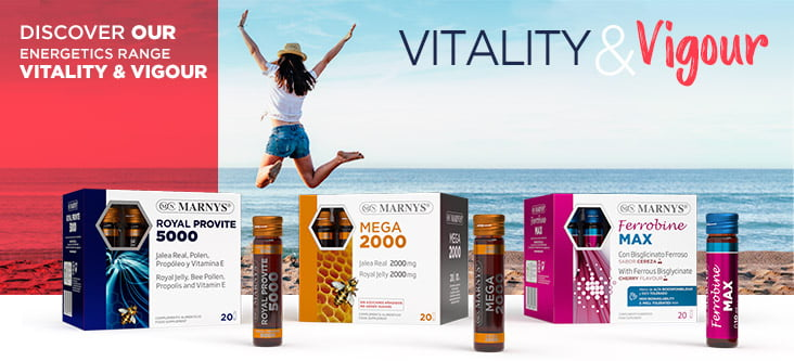 Energetics. Vitality & vigour