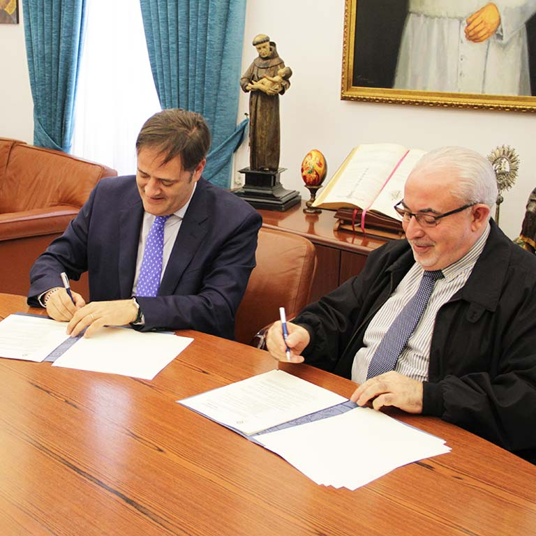 MARNYS® and the UCAM set up a research chair