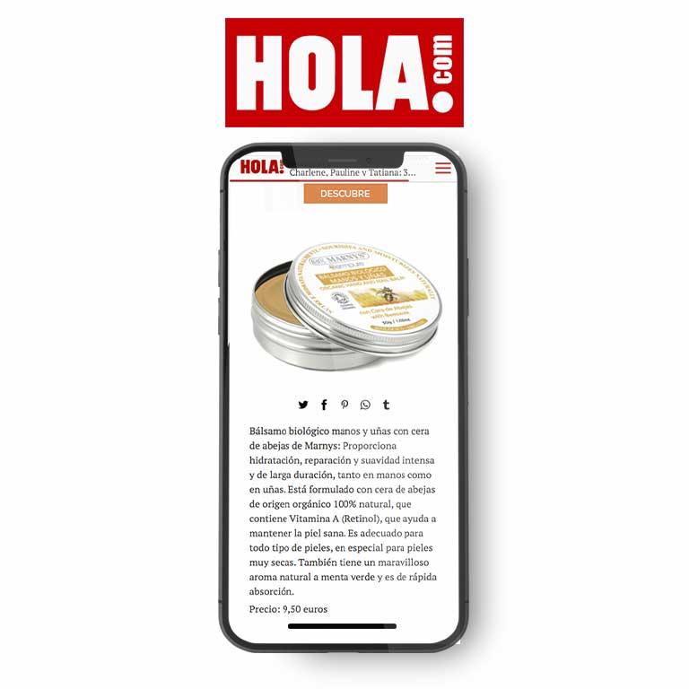 HOLA.com | Consejos de experto para mantener tus manos bonitas e hidratadas