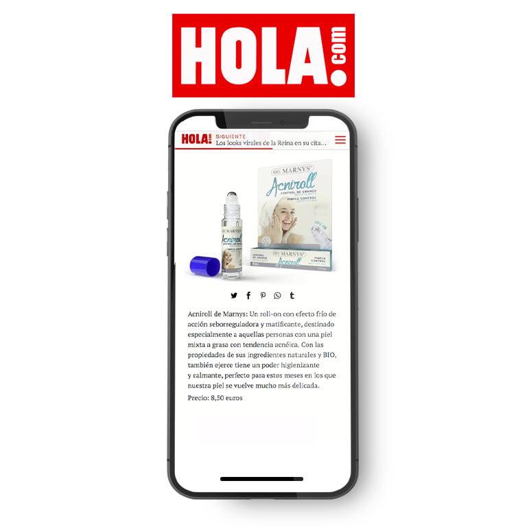 HOLA | No solo gel hidroalcohólico: los otros básicos de belleza que deberías llevar en tu bolso