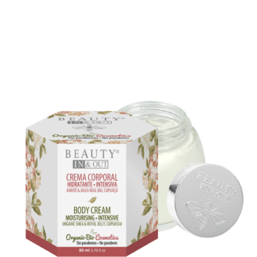 INOUT002 - Crema Corporal Hidratante Intensiva Beauty In&Out