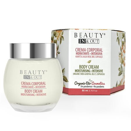 INOUT002 Intensive, Moisturizing Body Cream Beauty In&Out