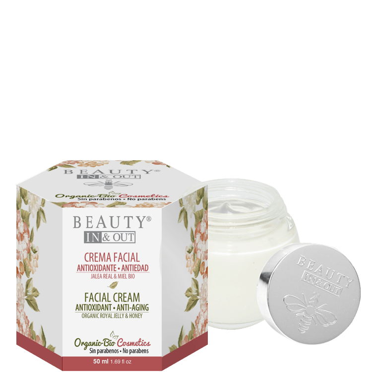 INOUT003 - Antioxidant Anti-aging Facial Cream Beauty In&Out