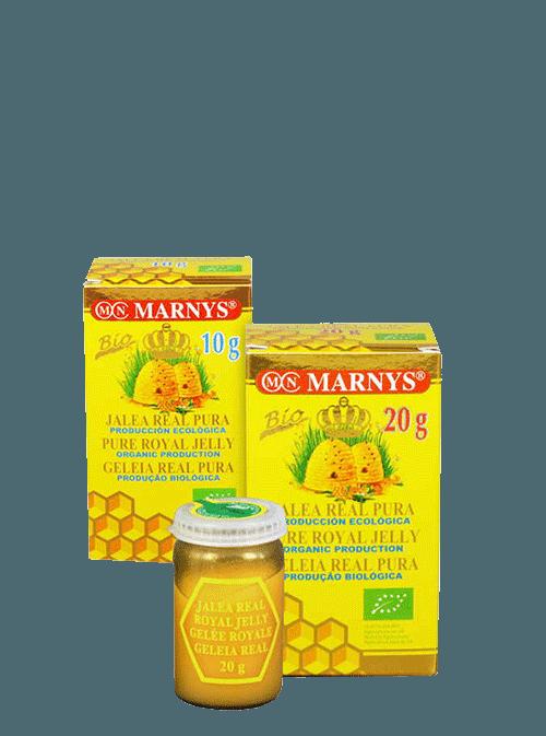 MN129-G - Pure Organic Royal Jelly