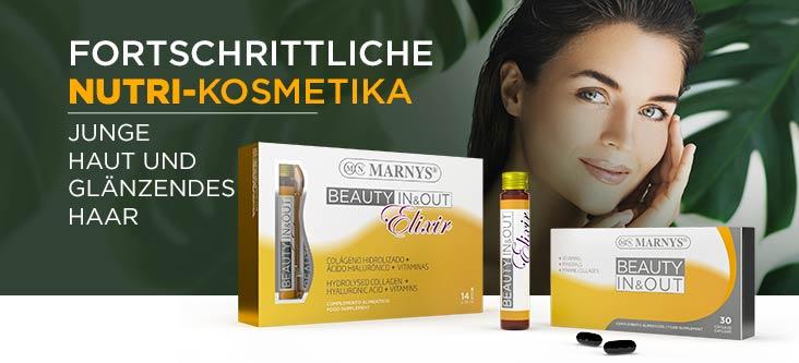 Fortschrittliche nutri-kosmetika