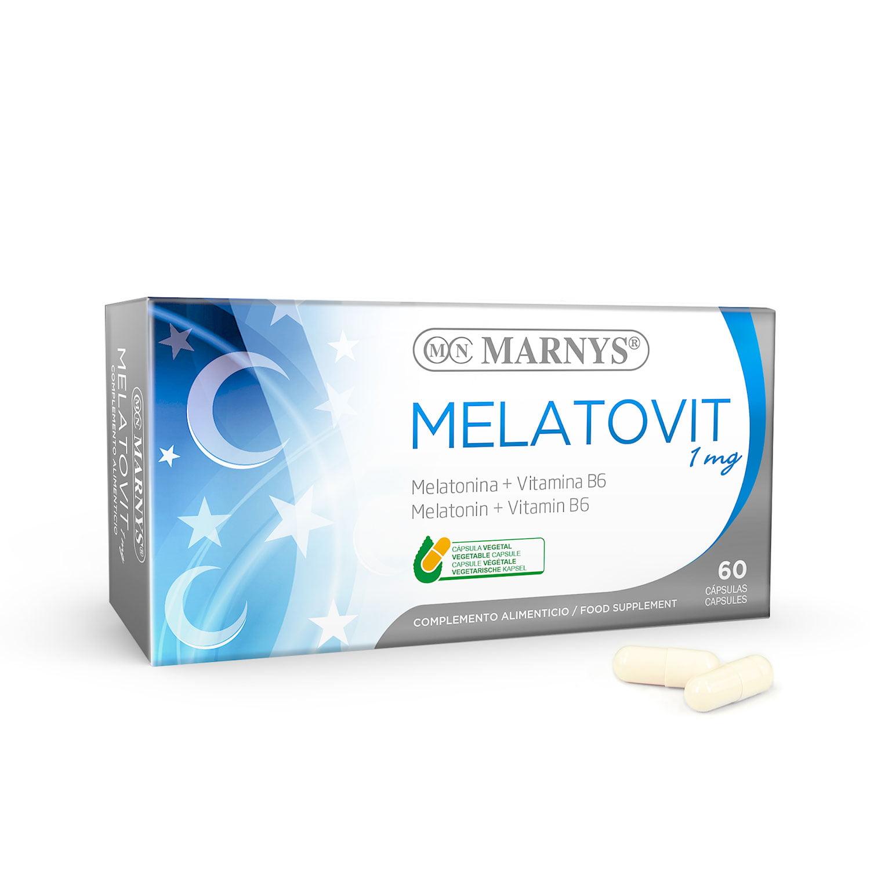 Melatonina Contribuye a conciliar el sueño