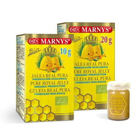 MN129-G Pure Organic Royal Jelly