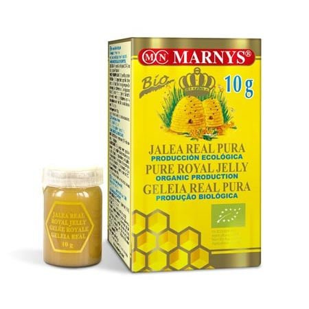 MN129 - Pure Organic Royal Jelly