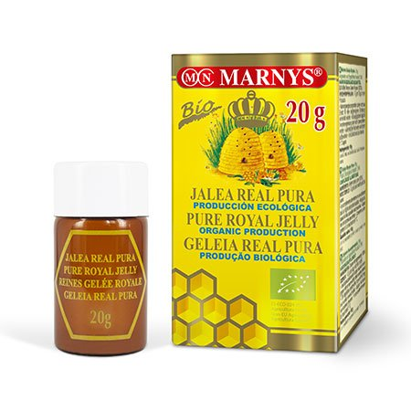 MN130 - Pure Organic Royal Jelly 20 g