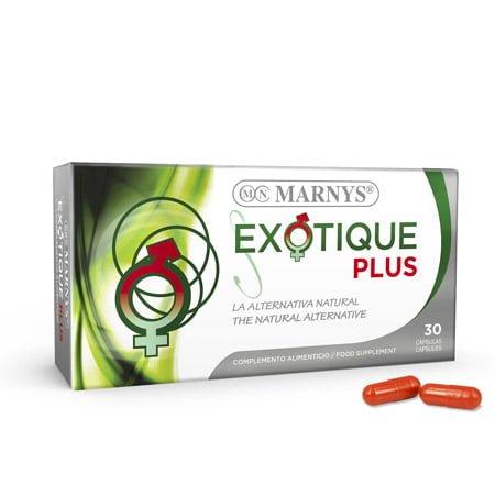 Exotique Plus 30 cápsulas