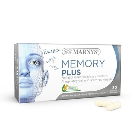 MN340 - Memory Plus capsules