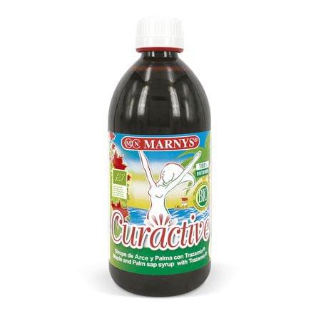 MN342 - CURACTIVE Bio-Ahorn- und Palmsirup 500 ml