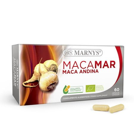 MN343 - Maca · Organic Andean Maca · Macamar