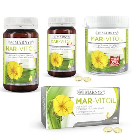 MN403-G - Mar-Vitoil Evening Primrose Oil Capsules
