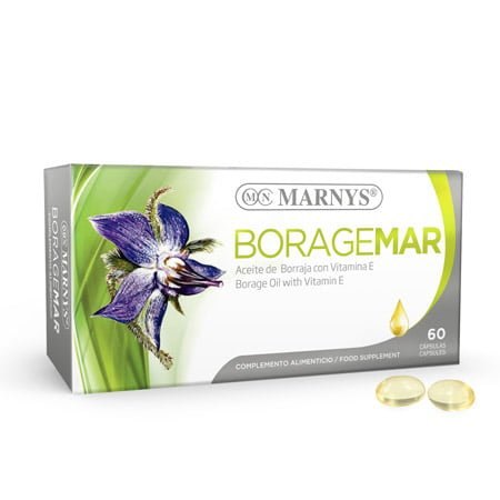 MN406 - Boragemar Borage Oil