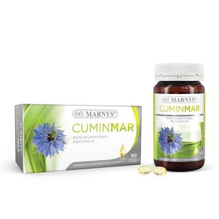 MN412-G - Cuminmar Black Cumin Oil Capsules