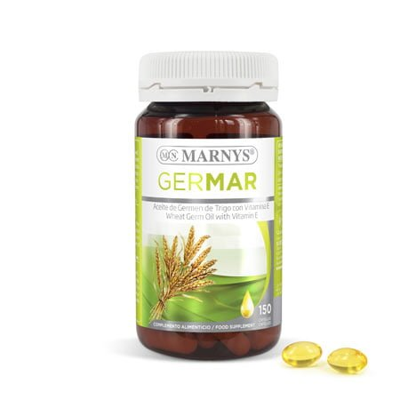 MN415 - Germar Wheat Germ Oil 150 Capsules