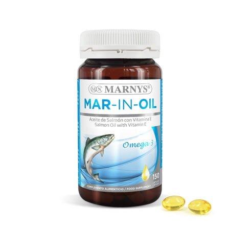 MN419 - Mar-Inoil Salmon Oil 150 capsules