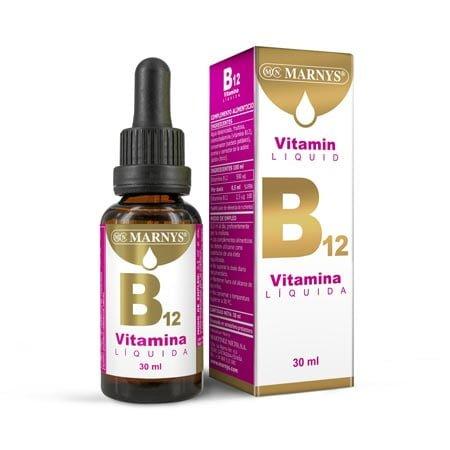 MN431 - Vitamine B12 liquide