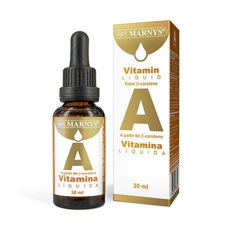 MN435 - Vitamin A flüssig