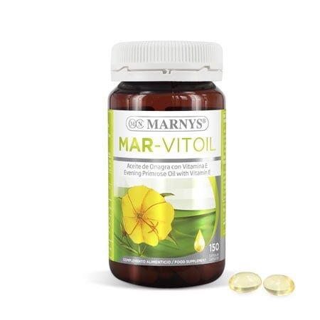 MN443 - Mar-Vitoil Aceite de Onagra 150 cápsulas