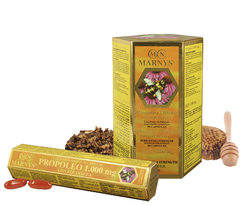 MN446-G - Propolis 1000 mg with Echinacea