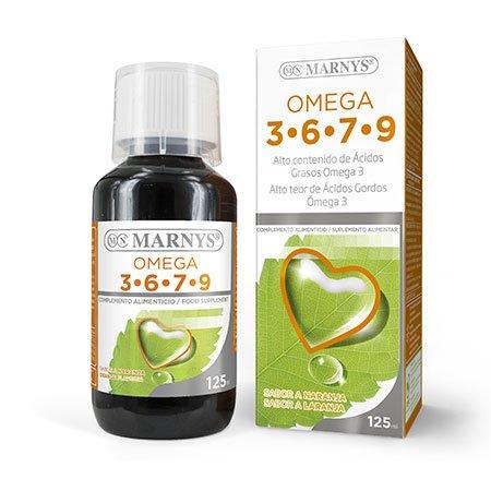 MN454 - Omega 3, 6, 7, 9 125ml