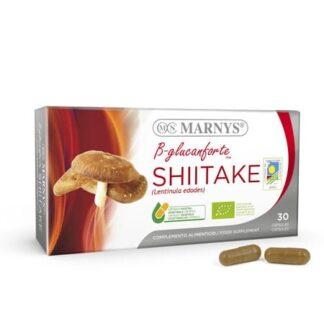 Shiitake BIO. Línea B-glucanforte