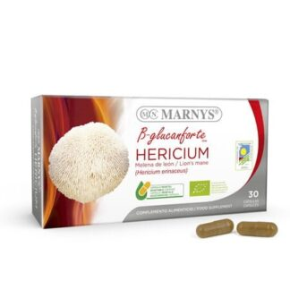 Hericium BIO. Línea B-glucanforte