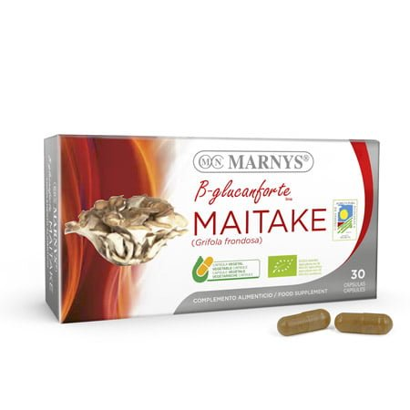 MN461 - Maitake BIO. Línea B-glucanforte