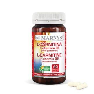 L-Carnitina + Vitamina B5