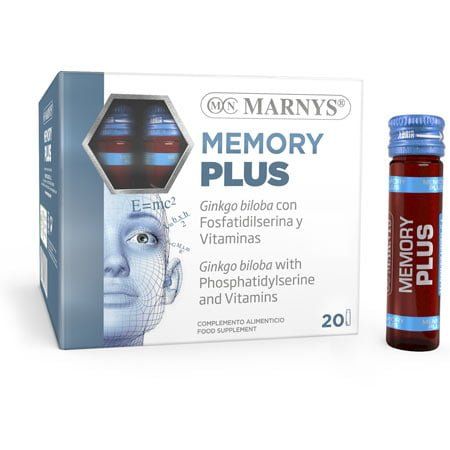 MNV231 - Memory Plus (Fläschchen)