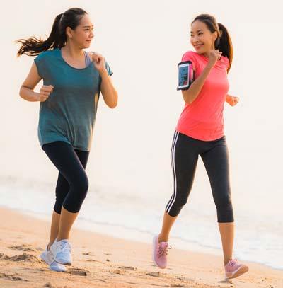 Mujeres y deporte