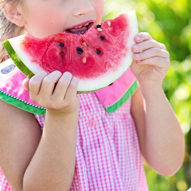 The importance of diet in children