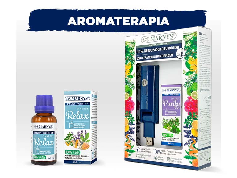 Pack Aromaterapia