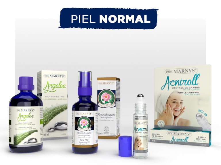 Pack piel normal