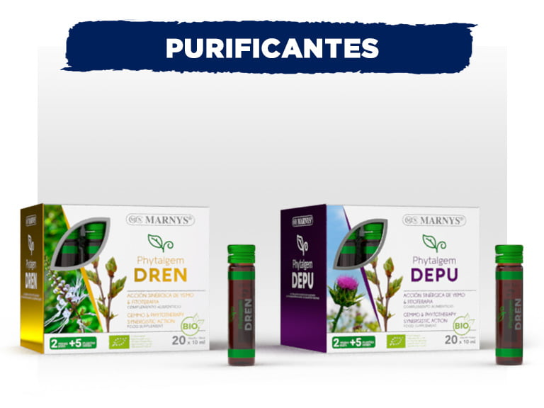 Pack Purificantes