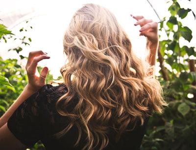 selenio y pelo