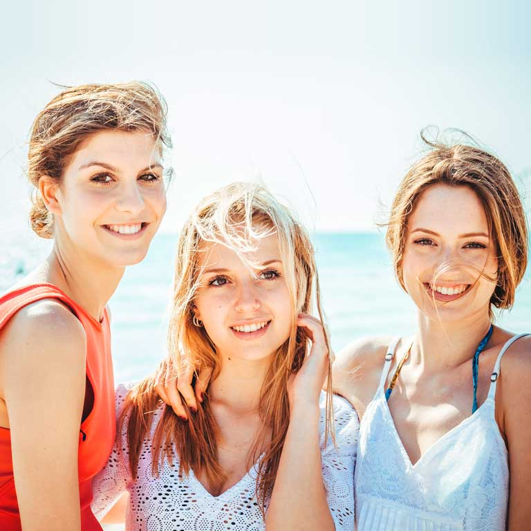 Caring for our skin and hair in summer