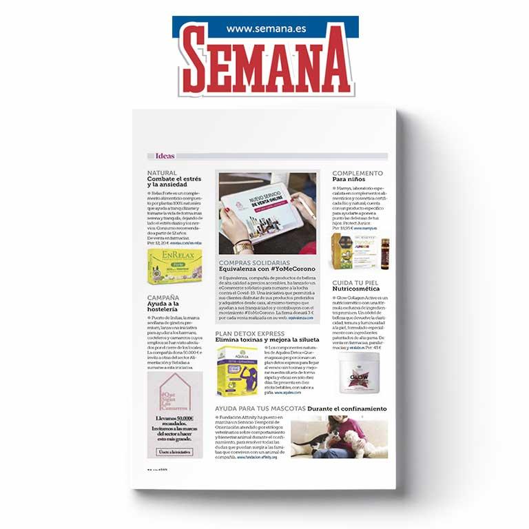 SEMANA | Complemento para niños