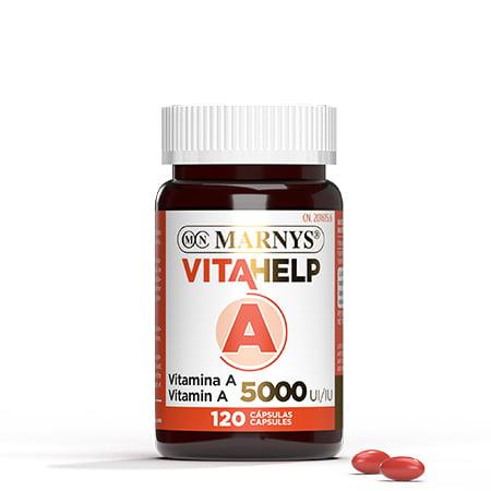 MN805 - Vitamina A 5000 UI Línea VITAHELP