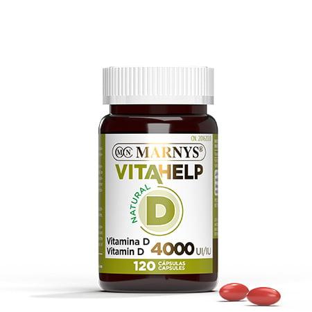 MN806 - Vitamina D 4000 UI Línea VITAHELP